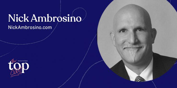 podcast 221 speaker Nick Ambrosino