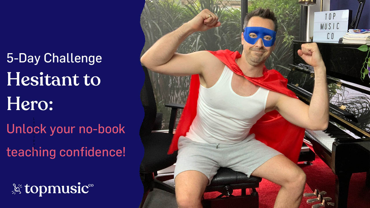 5 day challenge on practice motivation