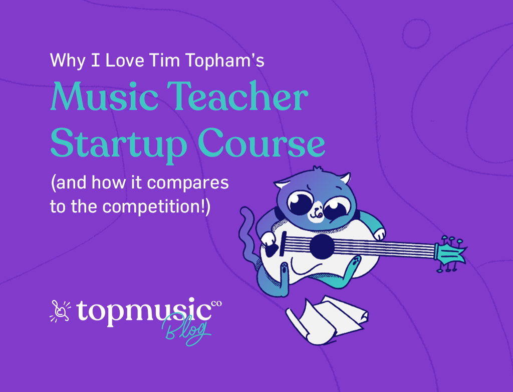 review music teacher startup course 2