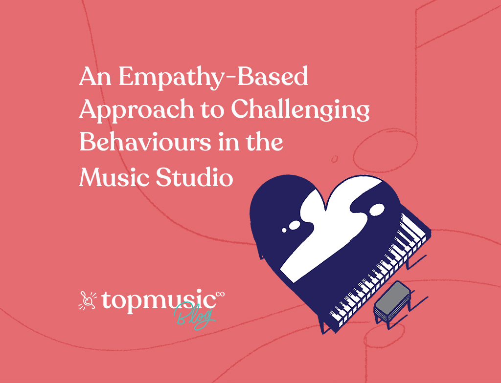An Empathy-Based Approach to Challenging Behaviours in the Music Studio