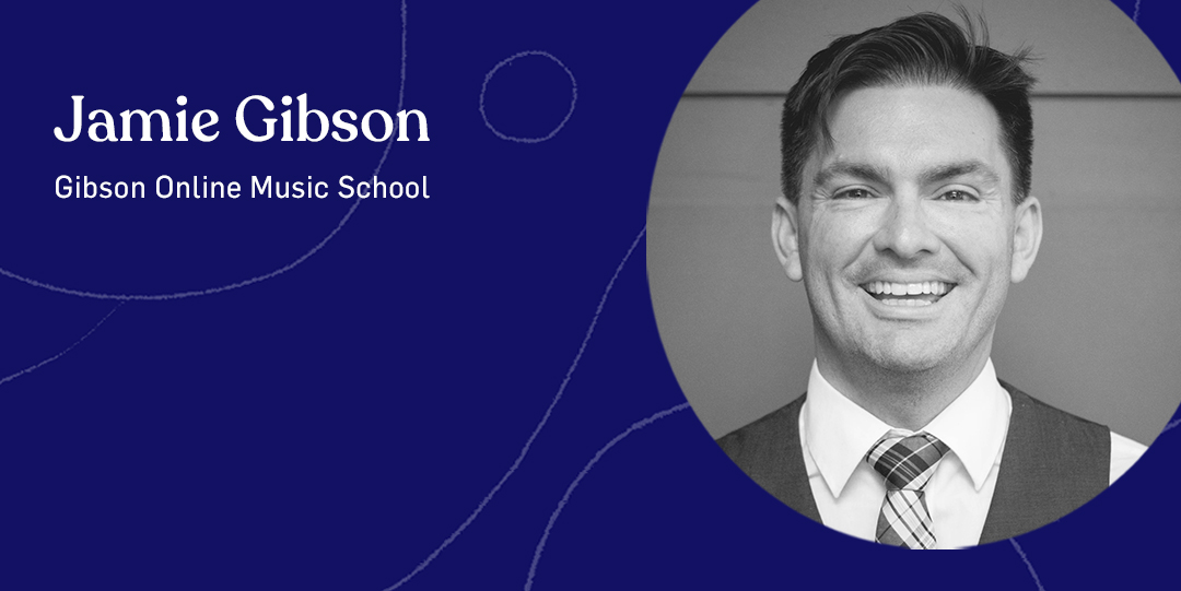 TopCast253 - What's it like to run an online only school with Jamie Gibson