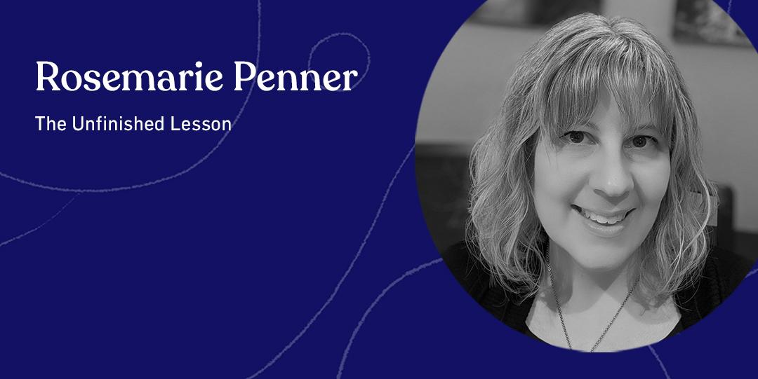 speaker Rosemarie Penner about creating lesson plans for music teachers