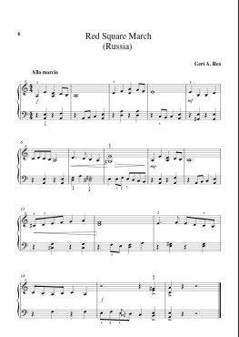 beginner piano sheet music